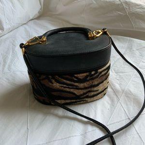Vintage structured bag